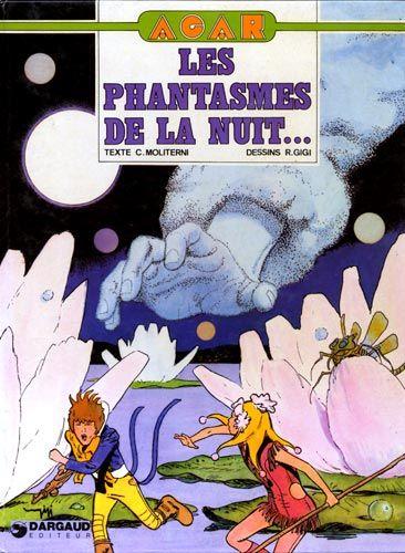 AGAR - Les phantasmes de la nuit...  - Tome 2 - Grand format