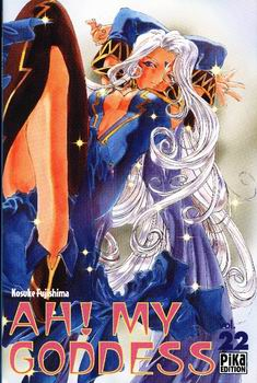 AH! MY GODDESS - Tome 22  - Tome 22 - Moyen format