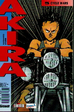 AKIRA - Cycle wars  - Tome 5 - medium format