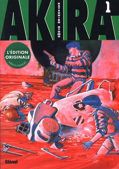 AKIRA - N&B - Tome 1  - Tome 1 - Moyen format