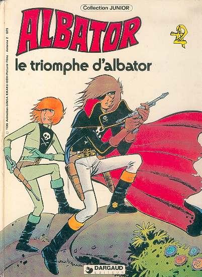 ALBATOR - Le triomphe d'Albator  - Tome 3 - Grand format