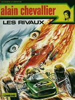 ALAIN CHEVALLIER - Les rivaux  - Tome 8 (1) - Grand format