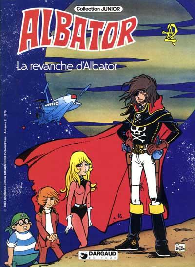 ALBATOR - La revanche d'Albator  - Tome 2 - Grand format