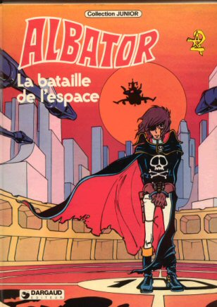 ALBATOR - La bataille de l'espace  - Tome 5 - Grand format