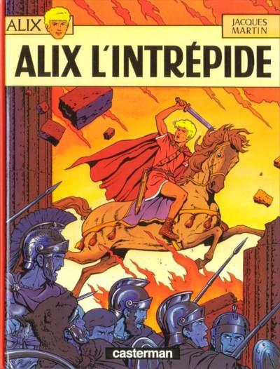 ALIX - Alix l'intrépide  - Tome 1 (b) - Grand format