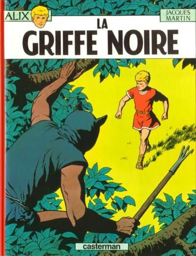 ALIX - La griffe noire  - Tome 5 - Grand format