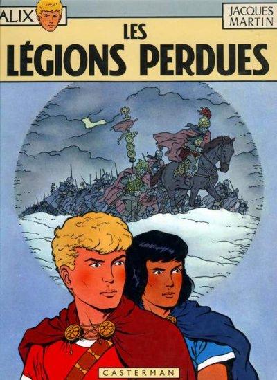 ALIX - Les légions perdues  - Tome 6 (b) - Grand format