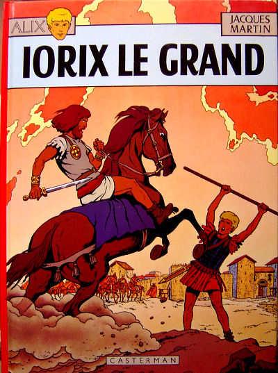 ALIX - Iorix le grand  - Tome 10 (d) - Grand format