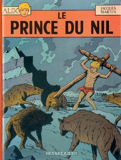ALIX - Le prince du Nil  - Tome 11 (a) - Grand format