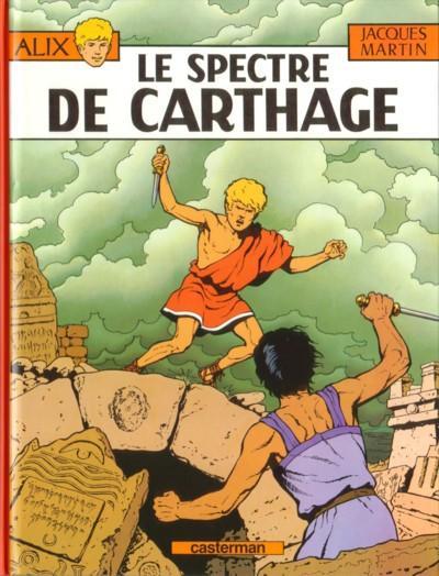 ALIX - Le spectre de Carthage  - Tome 13 (b) - Grand format