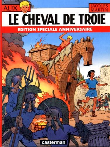 ALIX - Le cheval de Troie  - Tome 19 (Sp) - Grand format
