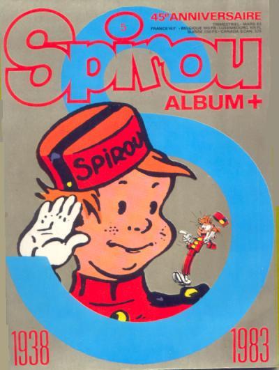SPIROU (ALMANACHS & ALBUM+) - Spirou Album+ n°5  - Tome 10 - Grand format