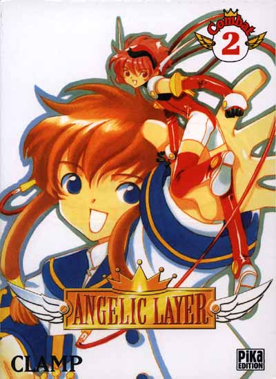 angelic layer tome 2  - tome 2