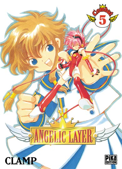 angelic layer tome 5  - tome 5