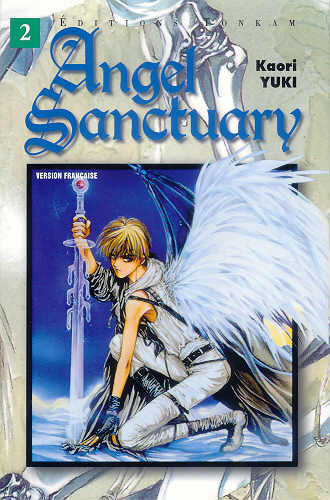 ANGEL SANCTUARY - Volume 2  - Tome 2 - Moyen format