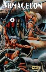 ARMAGEDON - Armagedon 4  - Tome 4 - Moyen format