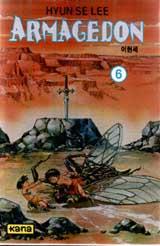 ARMAGEDON - Armagedon 6  - Tome 6 - Moyen format