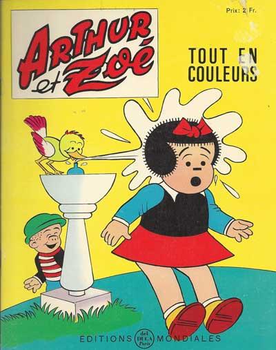 ARTHUR ET ZOÉ - Le sauveur  - Tome 11 - Grand format