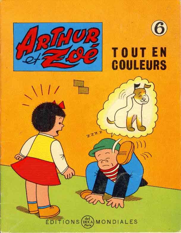 ARTHUR ET ZOÉ - Concours de chat  - Tome 6 - Grand format