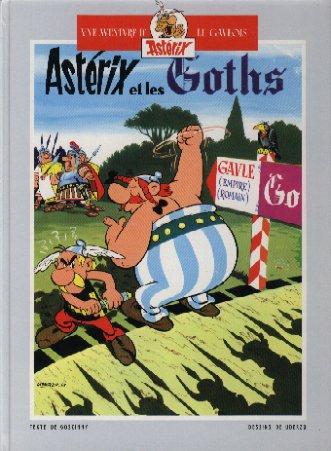ASTÉRIX (FRANCE LOISIRS) - Astérix et les goths / Astérix gladiateur  - Tome 2 - Grand format