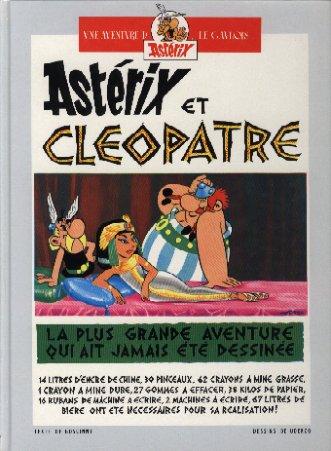 ASTÉRIX (FRANCE LOISIRS) - Astérix et Cléopâtre / Le tour de gaule d'Astérix  - Tome 3 - Grand format