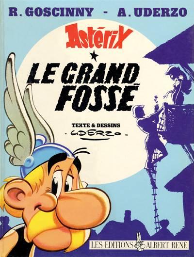 ASTÉRIX - Le grand Fossé  - Tome 25 - Grand format