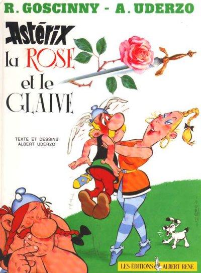 ASTÉRIX - La rose et le glaive  - Tome 29 - Grand format
