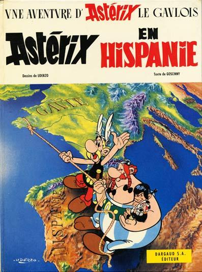 ASTÉRIX - Astérix en Hispanie  - Tome 14 - Grand format