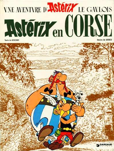 ASTÉRIX - Astérix en Corse  - Tome 20 - Grand format