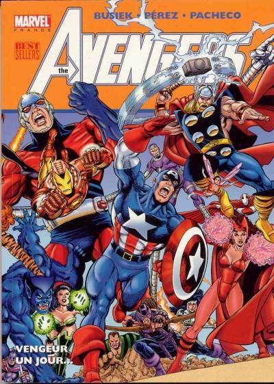 Avengers (Maxi-Livres) Vengeur un jour...  - Tome 1 (INT)