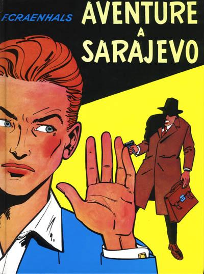 AVENTURE À SARAJEVO - Aventure à Sarajevo  - Tome 1 - Grand format