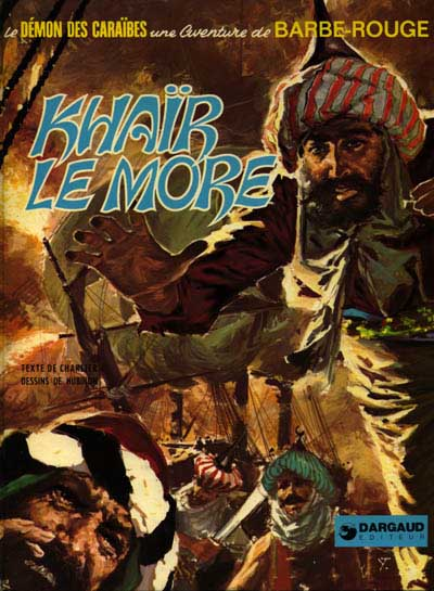 BARBE-ROUGE - Khaïr le More  - Tome 15 - Grand format