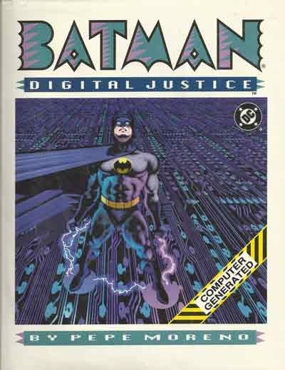 Batman (anglais)  -  Digital Justice