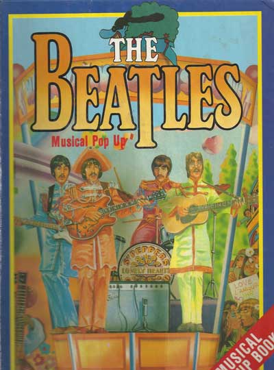 Beatles (The) (Pop-Hop)  -  Musical Pop Up  - Tome 1
