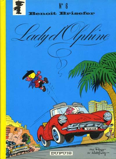 BENOÎT BRISEFER - Lady d'Olphine  - Tome 6 - Grand format