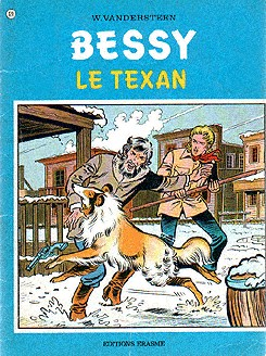 BESSY - Le texan  - Tome 121 - Grand format