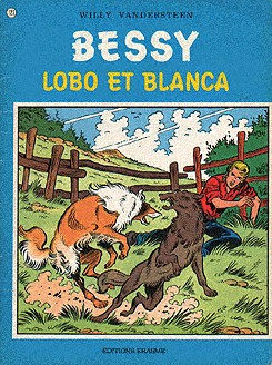 BESSY - Lobo et Blanca  - Tome 123 - Grand format