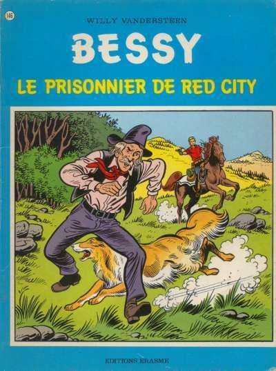 BESSY - Le prisionnier de Red City  - Tome 146 - Grand format