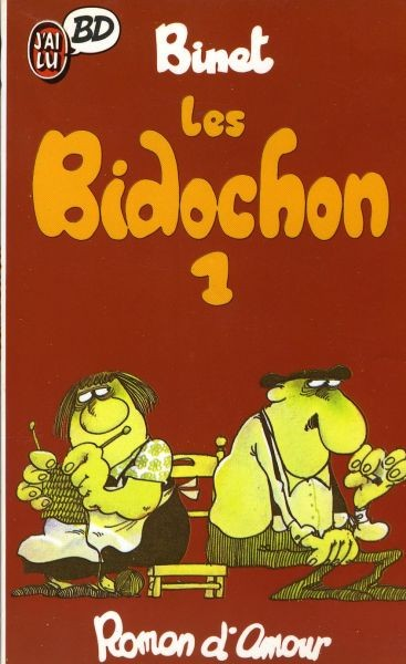 BIDOCHON (LES) - Roman d'amour  - Tome 1 (Poch) - Moyen format