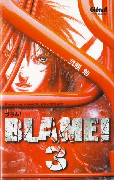 BLAME - Tome 3  - Tome 3 (a) - Moyen format