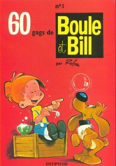 BOULE ET BILL -1- - 60 gags de Boule et Bill n°3  - Tome 3 (c) - Grand format