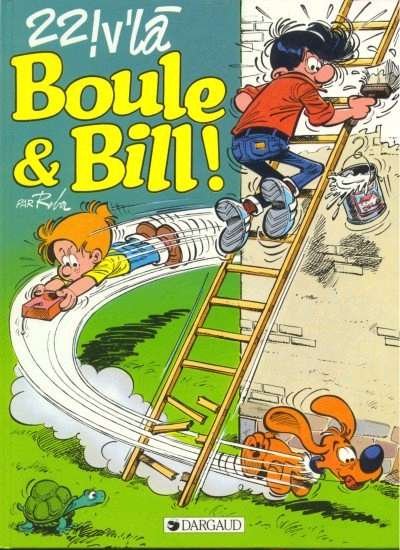 BOULE ET BILL -1- - 22 ! v'la Boule & Bill !  - Tome 22 - Grand format
