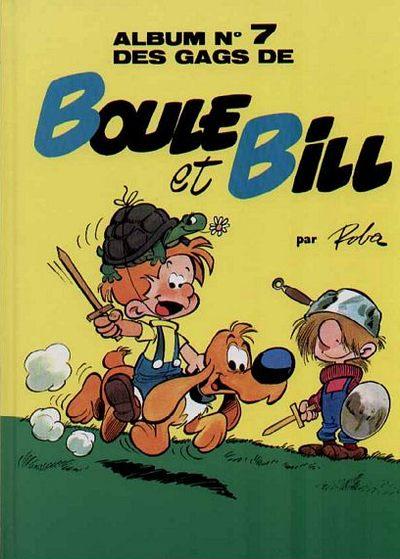 BOULE ET BILL -8- (FRANCE LOISIRS) - Des gags de Boule et Bill  - Tome 7 - Grand format