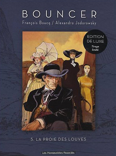 BOUNCER - La proie des louves  - Tome 5 (TL) - Grand format