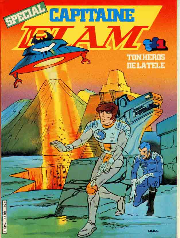 CAPITAINE FLAM - Capitaine Flam N°11bis  - Tome 11 (bis) - Grand format