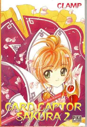 CARD CAPTOR SAKURA - Tome 2  - Tome 2 (a) - Moyen format