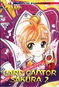 CARD CAPTOR SAKURA - Tome 2  - Tome 2 - Moyen format