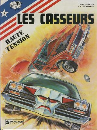 CASSEURS (LES) - Haute tension  - Tome 1 - Grand format