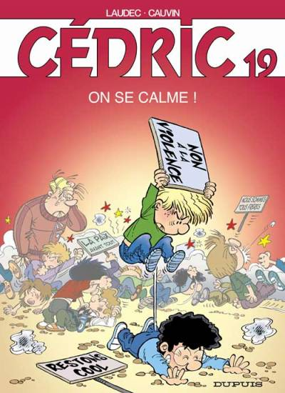 CÉDRIC - On se calme !  - Tome 19 - Grand format