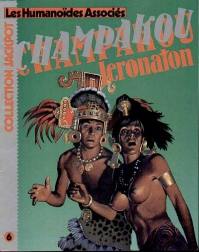 CHAMPAKOU - Champakou  - Tome 1 (b) - Big format